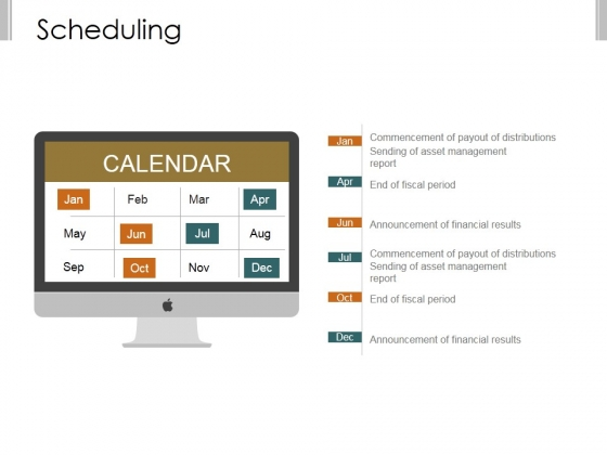 Scheduling Template 2 Ppt PowerPoint Presentation Graphics