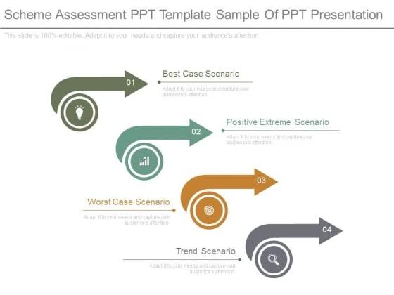 Scheme Assessment Ppt Template Sample Of Ppt Presentation - Best of kpi presentation template scheme