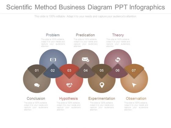 Scientific_Method_Business_Diagram_Ppt_Infographics_1