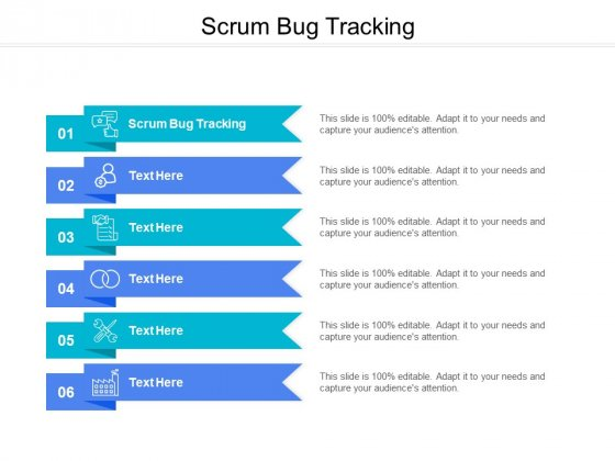 Scrum Bug Tracking Ppt PowerPoint Presentation Layouts Shapes Cpb