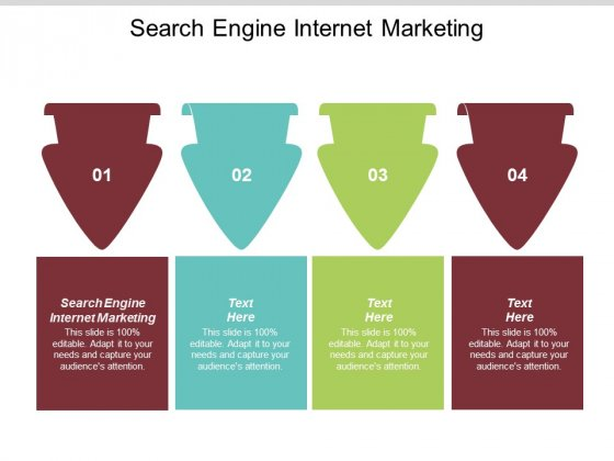 Search Engine Internet Marketing Ppt PowerPoint Presentation Infographic Template Deck Cpb