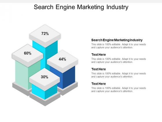 Search Engine Marketing Industry Ppt PowerPoint Presentation Gallery Maker Cpb