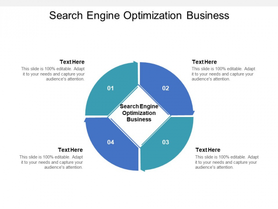 Search Engine Optimization Business Ppt PowerPoint Presentation Slides Layouts Cpb Pdf