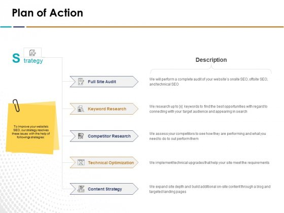 Search_Engine_Optimization_Plan_Of_Action_Ppt_Show_Templates_PDF_Slide_1