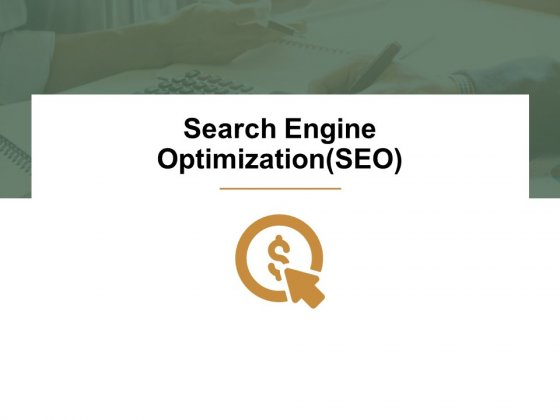 Search Engine Optimizationseo Ppt PowerPoint Presentation Styles Templates