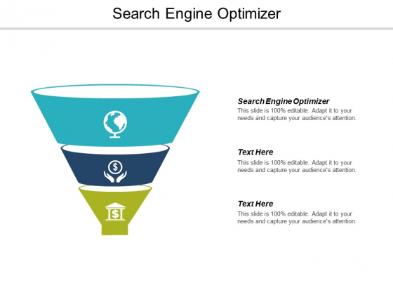 Search Engine Optimizer Ppt PowerPoint Presentation Inspiration Clipart Cpb