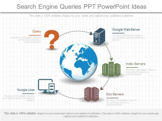 Search Engine Queries Ppt Powerpoint Ideas