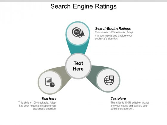 Search Engine Ratings Ppt PowerPoint Presentation Layouts Good Cpb