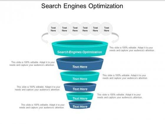 Search Engines Optimization Ppt PowerPoint Presentation Summary Information Cpb