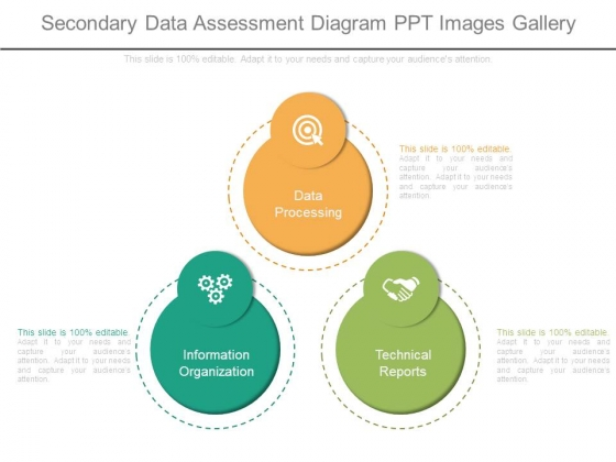 Secondary Data Assessment Diagram Ppt Images Gallery