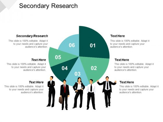 Secondary Research Ppt PowerPoint Presentation Model Icons Cpb