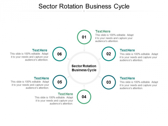 Sector Rotation Business Cycle Ppt PowerPoint Presentation Visual Aids Outline Cpb