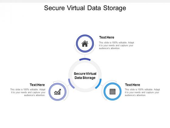 Secure Virtual Data Storage Ppt PowerPoint Presentation Model Slide Download Cpb Pdf