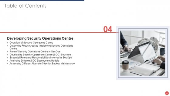 Security_Functioning_Centre_Ppt_PowerPoint_Presentation_Complete_Deck_With_Slides_Slide_13