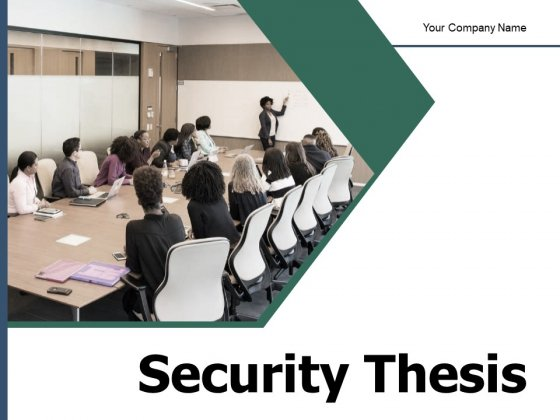 Security Thesis Process Research Introduction Ppt PowerPoint Presentation Complete Deck
