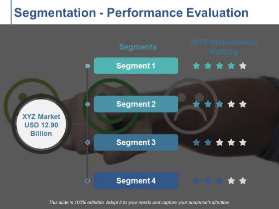 Segmentation Performance Evaluation Ppt PowerPoint Presentation Portfolio Graphics Template