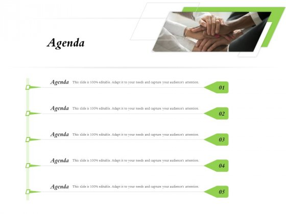 Select Of Organizational Model That Supports Your Strategy Agenda Ppt Model Slide PDF