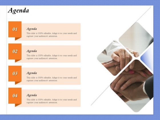 Selecting The Right Channel Strategy Agenda Ppt PowerPoint Presentation Icon Samples PDF