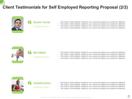 Self_Employed_Reporting_Proposal_Ppt_PowerPoint_Presentation_Complete_Deck_With_Slides_Slide_18