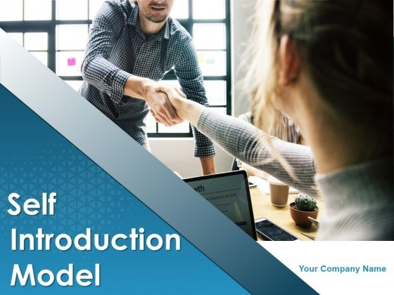 Self Introduction Model Ppt PowerPoint Presentation Complete Deck With Slides