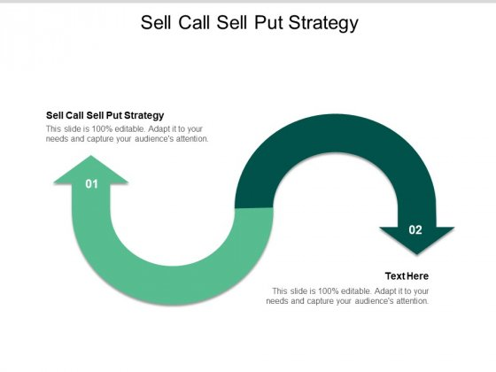 Sell Call Sell Put Strategy Ppt PowerPoint Presentation Visual Aids Pictures Cpb