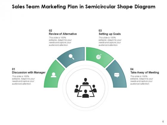 Semicircle_B2b_Sales_Process_Ppt_PowerPoint_Presentation_Complete_Deck_Slide_6