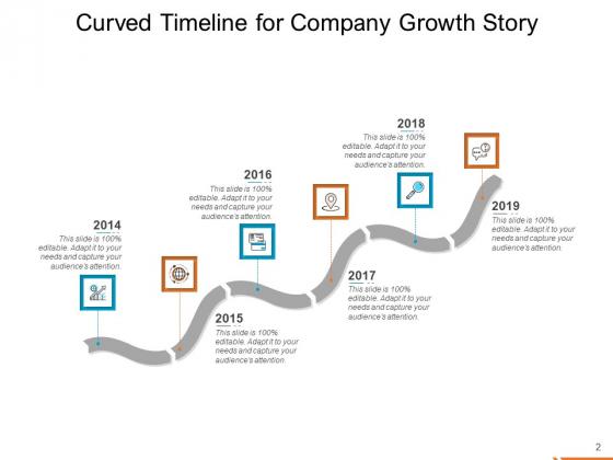 Semicircle_Timeline_Curved_Five_Milestones_Ppt_PowerPoint_Presentation_Complete_Deck_Slide_2