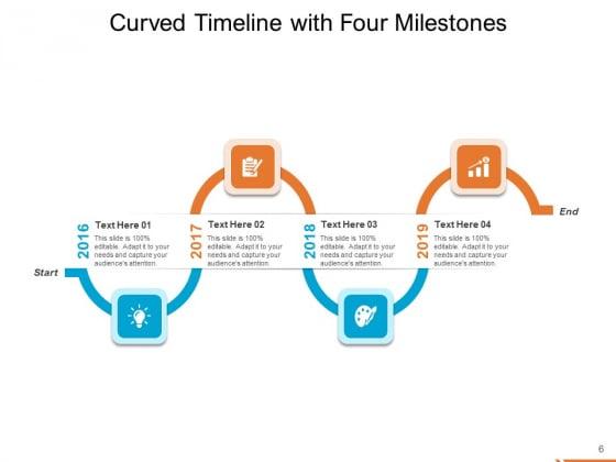 Semicircle_Timeline_Curved_Five_Milestones_Ppt_PowerPoint_Presentation_Complete_Deck_Slide_6
