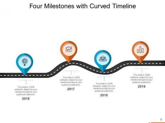 Semicircle_Timeline_Curved_Five_Milestones_Ppt_PowerPoint_Presentation_Complete_Deck_Slide_9