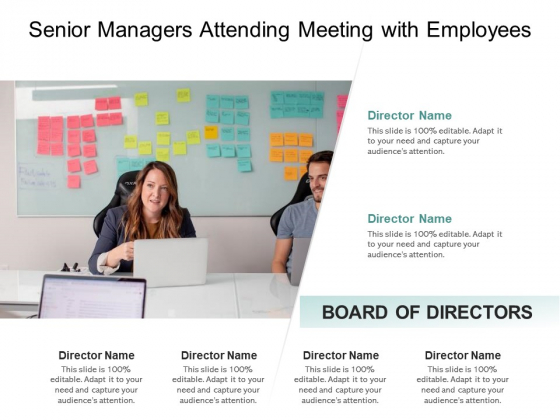 Senior_Managers_Attending_Meeting_With_Employees_Ppt_PowerPoint_Presentation_Gallery_Vector_PDF_Slide_1