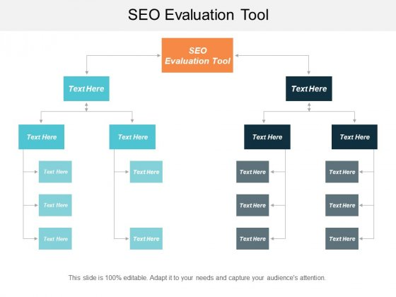 Seo Evaluation Tool Ppt PowerPoint Presentation Slides Inspiration Cpb