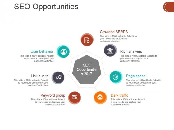 Seo Opportunities Ppt PowerPoint Presentation Inspiration Graphic Images