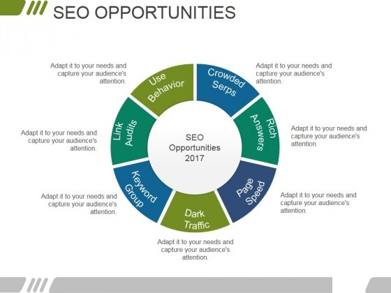 Seo Opportunities Ppt PowerPoint Presentation Layouts Graphic Images