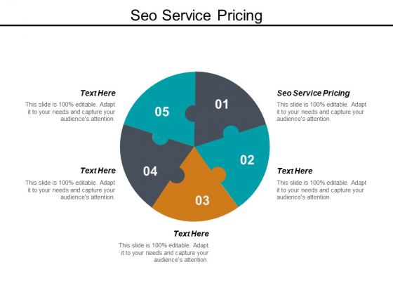 Seo Service Pricing Ppt PowerPoint Presentation Layouts Tips Cpb