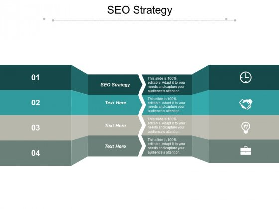 Seo Strategy Ppt PowerPoint Presentation Gallery Pictures Cpb