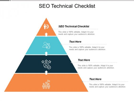 Seo Technical Checklist Ppt PowerPoint Presentation Infographic Template Example 2015 Cpb