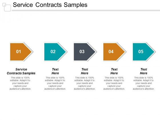 Service Contracts Samples Ppt PowerPoint Presentation Outline Background Designs Cpb