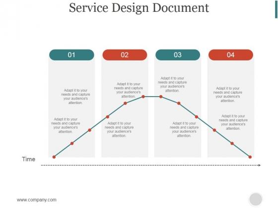 Service Design Document Ppt PowerPoint Presentation Tips