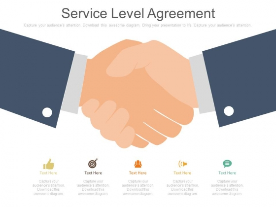 Service Level Agreement Ppt Slides