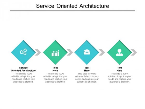 Service Oriented Architecture Ppt PowerPoint Presentation Gallery Backgrounds Cpb Pdf