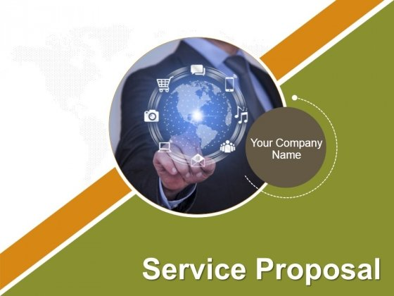 Service Proposal Ppt PowerPoint Presentation Complete Deck With Slides