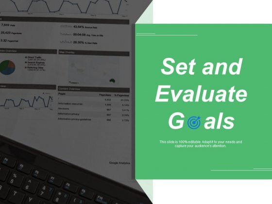 Set And Evaluate G Als Ppt PowerPoint Presentation Outline Graphics Tutorials