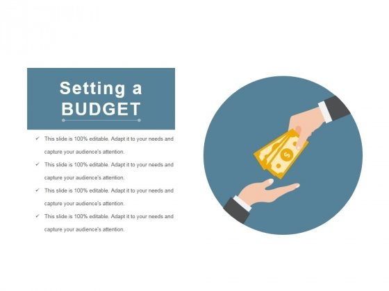 Setting A Budget Ppt PowerPoint Presentation Outline Pictures