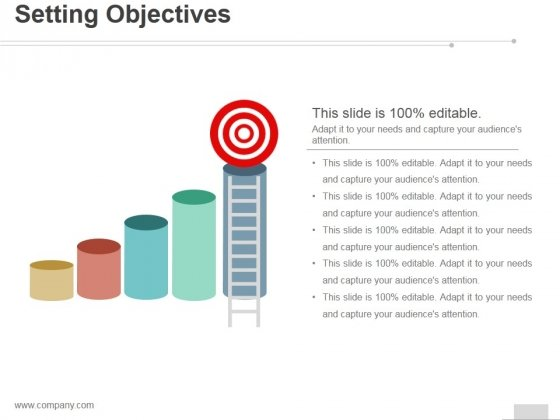 Setting Objectives Ppt PowerPoint Presentation Ideas