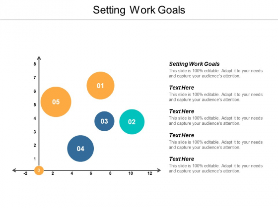 Setting Work Goals Ppt PowerPoint Presentation Pictures Templates Cpb