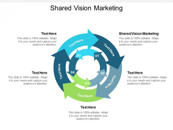 Shared Vision Marketing Ppt PowerPoint Presentation Styles Example  Cpb