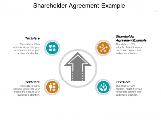Shareholder Agreement Example Ppt PowerPoint Presentation Model Inspiration Cpb