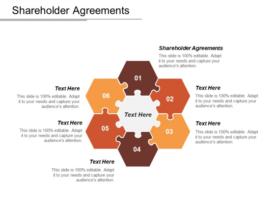 Shareholder Agreements Ppt PowerPoint Presentation Gallery Visuals Cpb