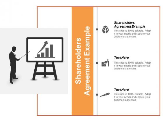 Shareholders Agreement Example Ppt PowerPoint Presentation Portfolio Show Cpb