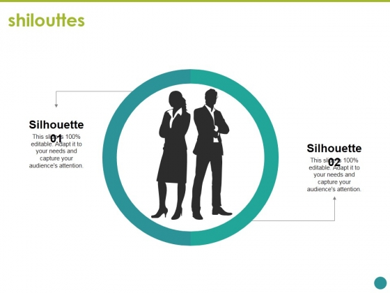 Shilouttes Ppt PowerPoint Presentation File Graphics Design